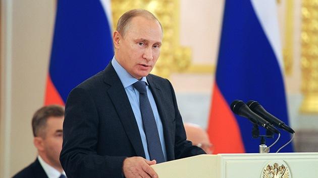 """""""Las presuntas violaciones de derechos de los gays en Rusia es una etiqueta que nos han colgado"""""""