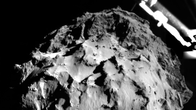 ¿Es peludo el cometa Churiúmov-Guerasimenko?