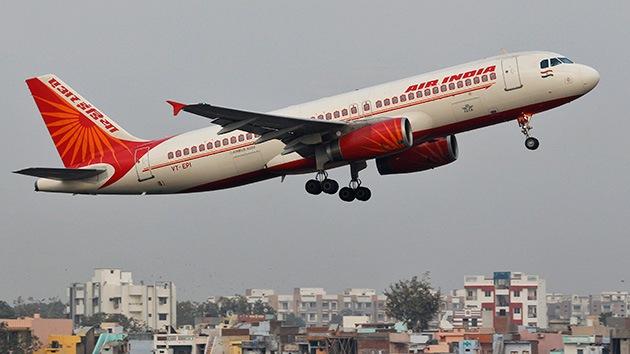 Un avión de India pasó 90 segundos después por el mismo lugar donde cayó el MH17