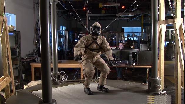 Video: Rusia, 'a la caza' del robot biónico