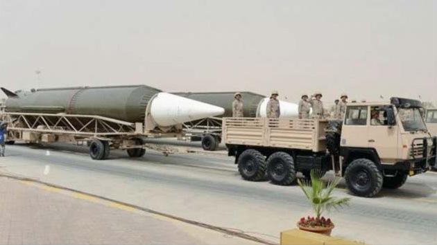 Arabia Saudita exhibe sus misiles balísticos, ¿una advertencia para Irán?