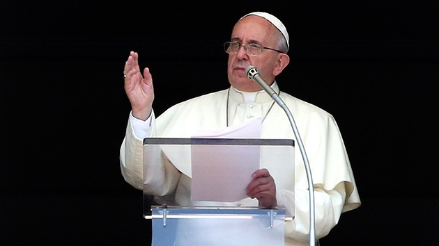 """El papa Francisco, blanco de los yihadistas por propagar una """"verdad falsa"""""""