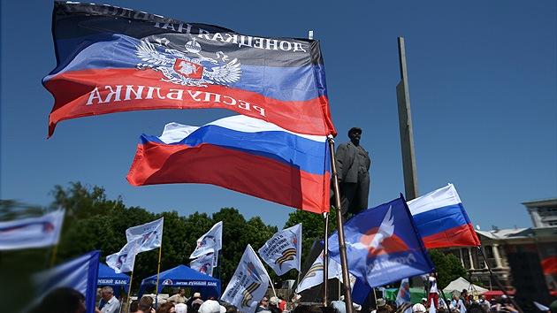La República Popular de Donetsk solicita a la ONU que reconozca su soberanía