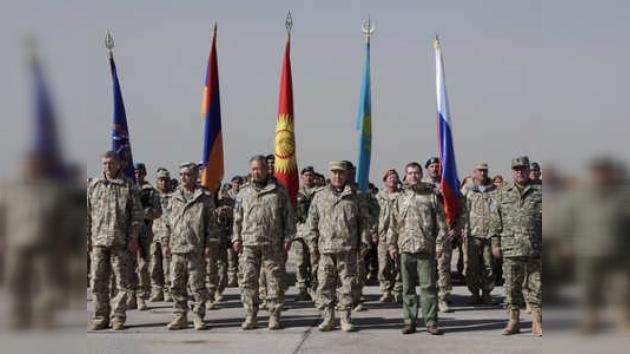 En Rusia se reúnen ministros de defensa de la CEI