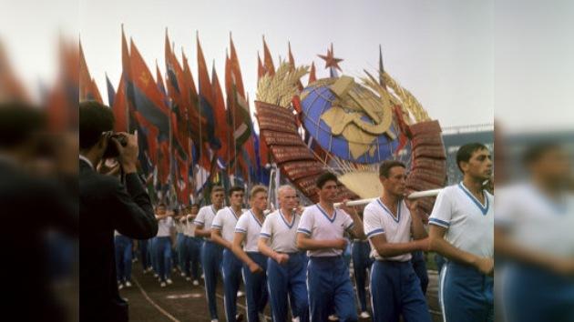 Muchos rusos siguen sintiendo nostalgia por la época de la URSS