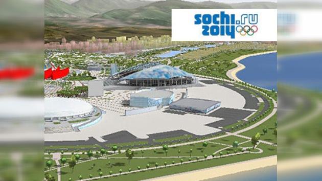 El Comité Organizador de Sochi 2014 recibió el premio Samaranch
