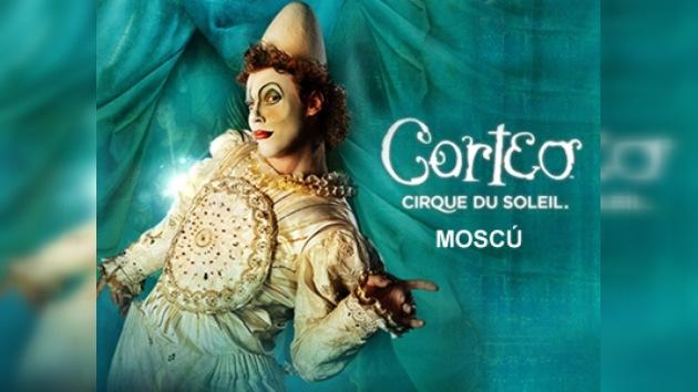 Sonrisas y lágrimas provocadas por el Cirque du Soleil en Moscú