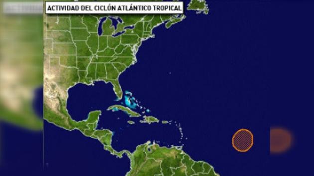Una tormenta tropical amenaza al Golfo de México