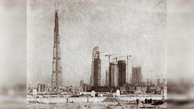 La torre más alta del mundo se inaugura el lunes en Dubái