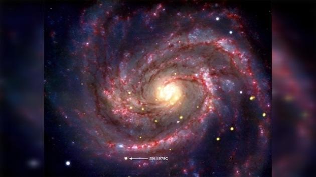 El agujero negro más joven conocido
