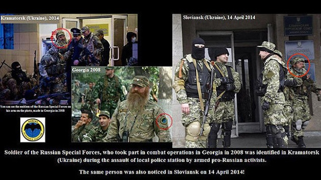 Averiguan la identidad del supuesto 'militar ruso' de las fotos divulgadas por Kiev