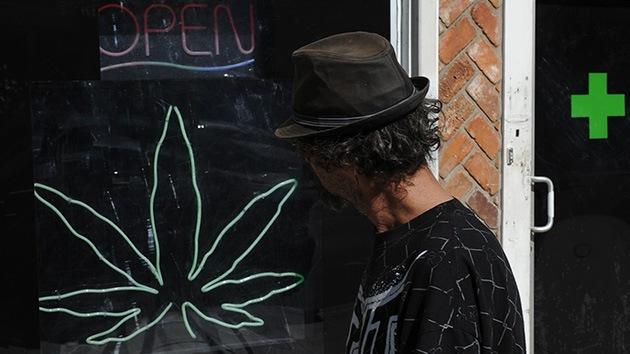 EE.UU.: El mercado legal de marihuana 'cosechará' más ventas que los smartphones