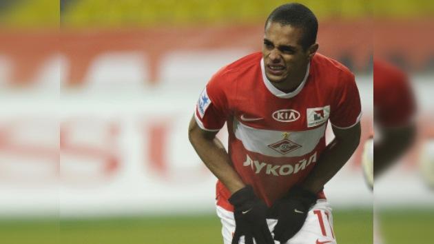 Dura sanción a Welliton por la lesión del portero de la selección rusa