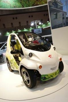 Los autos locos del Salón de Tokio