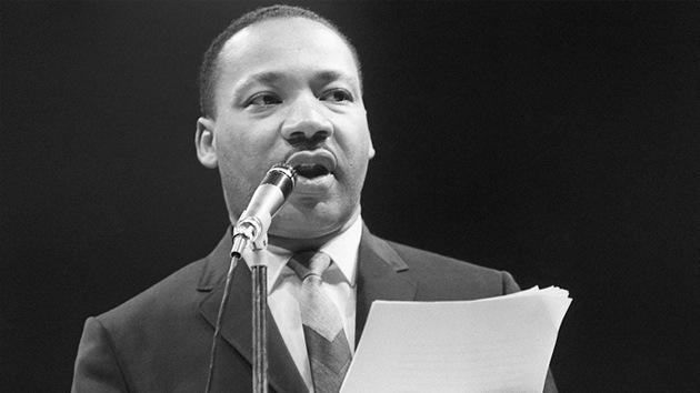 La Marina de EE.UU. se disculpa por un tuit ofensivo asociable a Martin Luther King