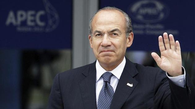 Versión completa de la entrevista exclusiva de RT al presidente de México, Felipe Calderón