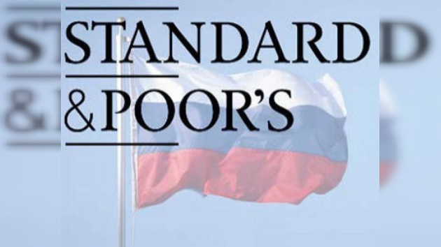 "S&P pronostica un índice crediticio ""estable"" para Rusia"