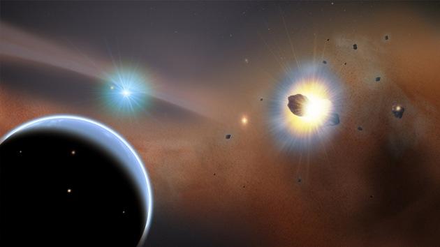 Miden por primera vez la duración de un día en un exoplaneta