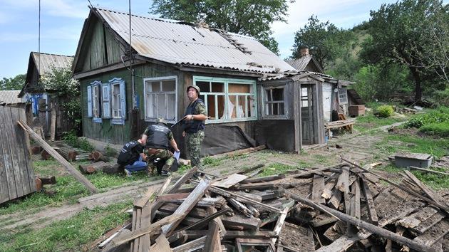 Rusia: Kiev trata de cargar sobre Rusia la responsabilidad por la crisis