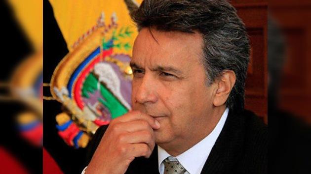 Proponen como Nobel al vicepresidente de Ecuador por su compromiso con los discapacitados