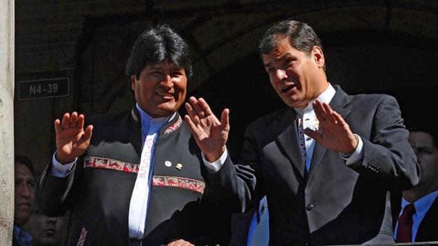 """Rafael Correa: """"América Latina ya no es el patio trasero de nadie"""""""