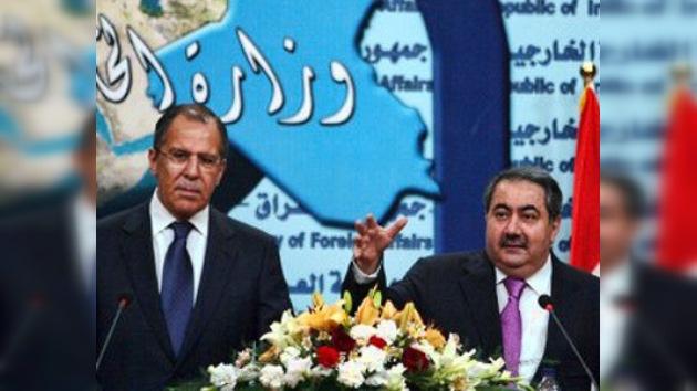 Rusia se pronuncia en contra de la injerencia extranjera en Oriente Medio