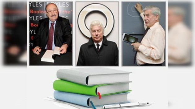 Vargas Llosa, Eco y Follet, los autores más vendidos del año 2010