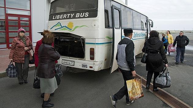 675.000 ucranianos han huido a Rusia solo en los últimos 2 meses