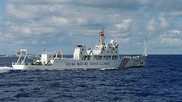¿Para qué necesita China la mayor guardia costera del mundo?