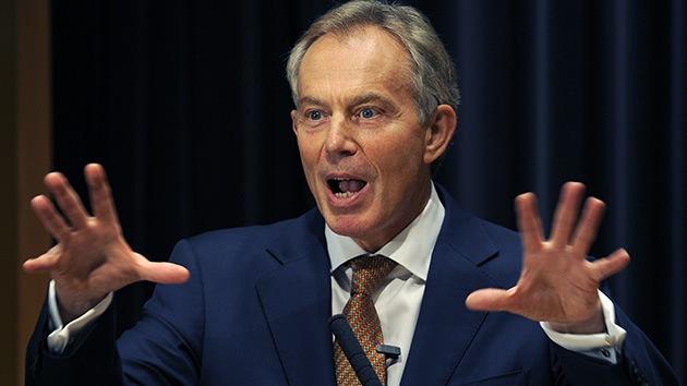 Tony Blair: Salir de Europa sería un desastre para el Reino Unido