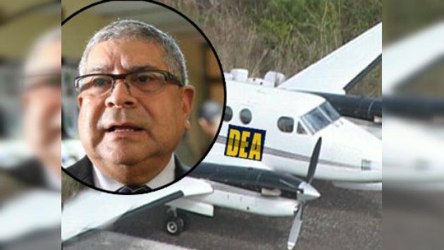 Supuesto cómplice del narcotráfico viaja a EE. UU. como 'estrella invitada'