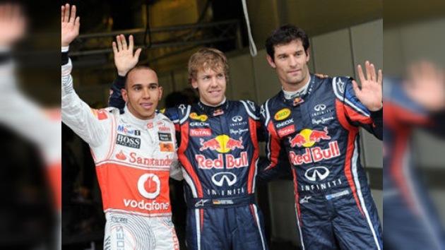 La primera 'pole' del Mundial de Fórmula 1 despeja dudas