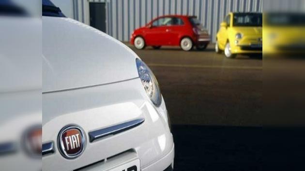"""Los Fiat 500 de Chrysler """"nacerán"""" en México"""