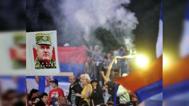 Pese a protestas callejeras Mladić será extraditado