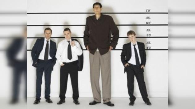 ¿Por qué las mujeres prefieren a los hombres altos?