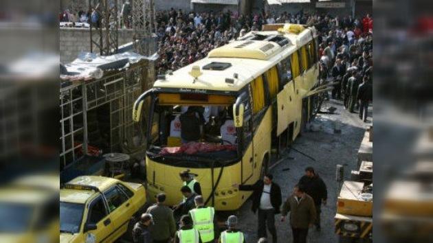 Inteligencia de EE. UU.: Al Qaeda está detrás de los atentados en Siria