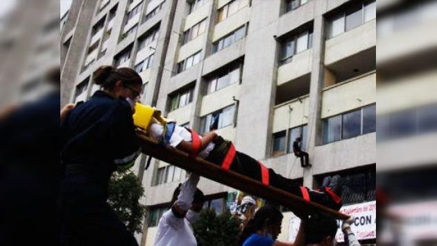 México D.F. refuerza la preparación para terremotos
