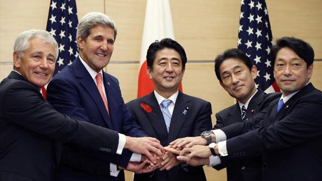 Japón acepta drones y asume parte de los gastos la retirada de EE.UU. de Okinawa