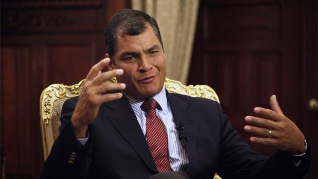 """Ecuador mantendrá contactos comerciales con Irán sin el """"permiso"""" de nadie"""