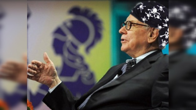 Buffett cambió vinilos raperos por bandana y tatuajes