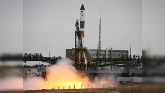 Llega cargamento a la Estación Espacial Internacional
