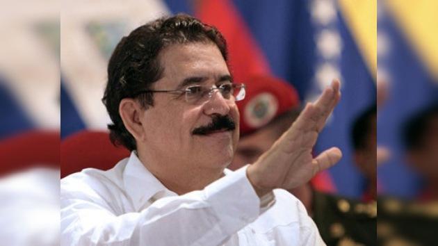 """Zelaya, un año después: """"EE. UU. promovió el golpe de Estado en Honduras"""""""