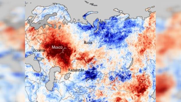 Los expertos creen que 'La Niña' puede explicar el calor extremo en Rusia