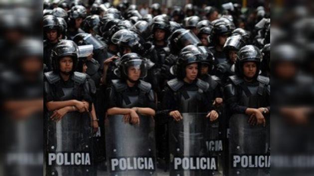 Chávez anuncia una inversión de 532 millones de euros en la nueva policía