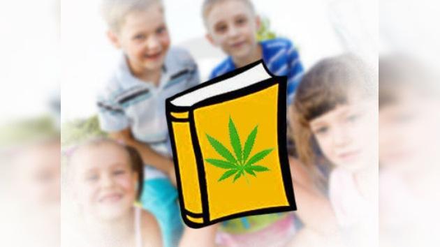 'Érase una vez… la marihuana': polémica en EE. UU. por un libro infantil