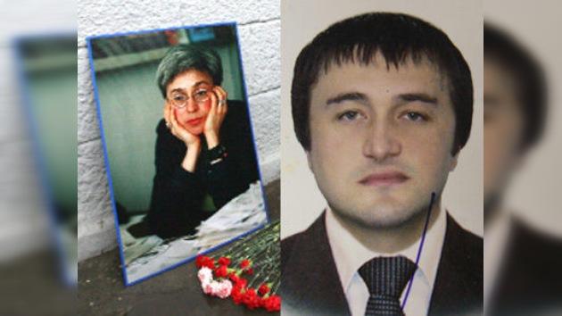 El Comité de Investigaciones de Rusia acusa a Majmúdov del asesinato de Politkóvskaya