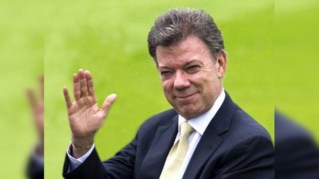 Juan Manuel Santos, un año en la Presidencia de Colombia