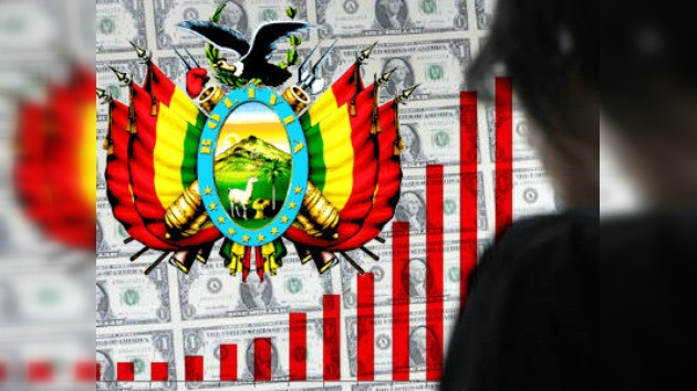 Bolivia anunció un crecimiento récord de sus reservas internacionales