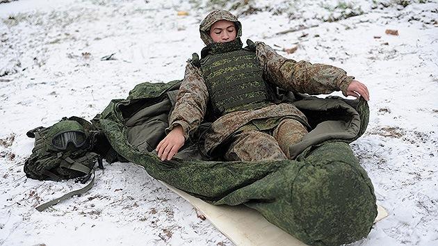 El Ejército y la Fuerza Aérea rusos se protegerán con corazas de nanopolvo
