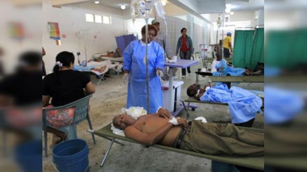 El cólera se cobra 46 vidas en República Dominicana